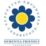 logo for dementia friendly Lexington